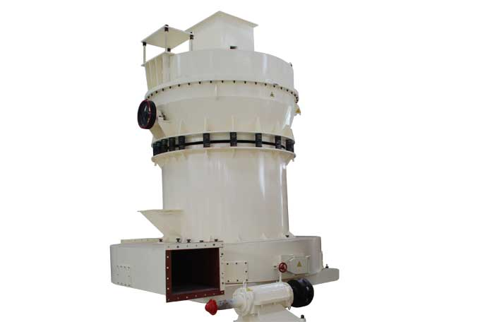 TGM Series Trapezium Mill